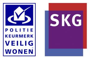 slotenmaker keurmerk SKG en Politie Veilig Wonen